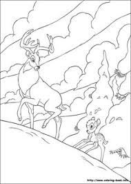 bambi coloring 14 bambi coloring book