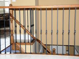 articles with contemporary wood stair railings interior tag stair