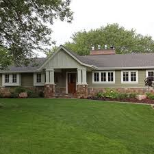 ranch remodel exterior traditional home 1950s ranch exterior remodeling design ideas