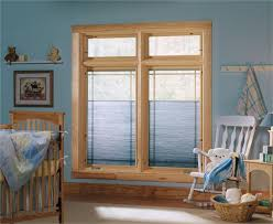 Pella Between The Glass Blinds Designer Series Windows From Pella