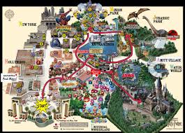 Map Of Harry Potter World by The Ultimate Usj Guide And Tips To Planning A Magical Experience