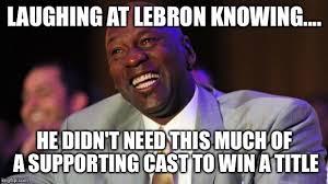 Meme Jordan - michael jordan laugh memes imgflip