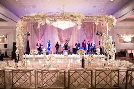 sweetheart table decor yanni design studio reception decor partyslate
