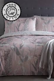 Printed  Patterned Bedding Sets Patterned Bedding BHS - White bedroom furniture bhs