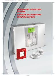 addressable fire alarm temperature technology
