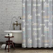 Regular Curtains As Shower Curtains Camping World