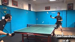 table tennis rubber reviews donic bluefire m1 rubber review youtube