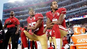 colin kaepernick colin kaepernick s protest one month later rolling stone