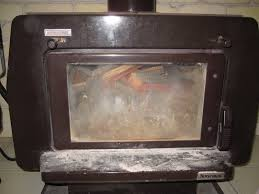 cassadiva how to clean fireplace or wood heater glass