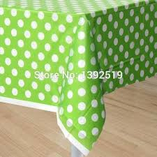 red white polka dot table covers plastic polka dot tablecloth carinsurancehh info