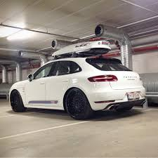 porsche home garage porsche macan turbo rotiform automobile pinterest cars