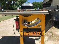 dewalt table saw dw746 dewalt table saws ebay