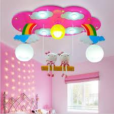 eclairage chambre enfant moderne plafonnier de bande dessinée enfants chambre ampoule