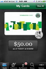 mobile gift cards add a new starbucks card to my iphone starbucks app ask dave