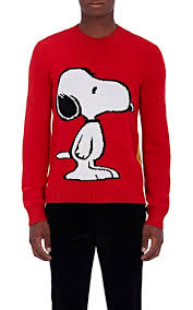 gucci snoopy wool sweater barneys new york