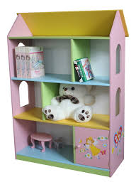 Doll House Bookcase Liberty House Toys Fairy Dollhouse Bookcase With Cupboard Amazon