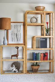 home design open bookcase room divider bookshelves living