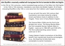 Meme Translation - a brief history of the bible in english