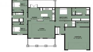 3 bedroom 2 bath house plans best simple 3 bedroom house plans green passive solar house 3