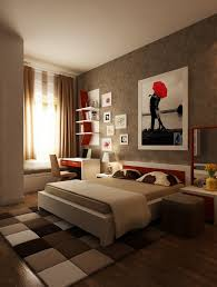 Some Beautiful And Well Designed Bedrooms Like The Great Use Of - Bedroom design brown