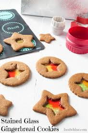 Make Beautiful by Stained Glass Gingerbread Cookies Food U0026 Whine