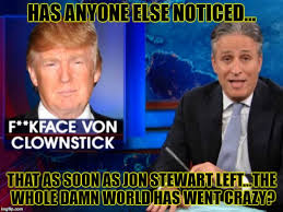 Jon Stewart Memes - daily show imgflip