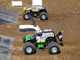 monster jam all trucks monster trucks hit the dirt rc truck stop