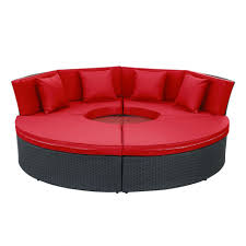 Circle Patio Furniture by Semi Circle Patio Furniture Cover Patio Outdoor Decoration