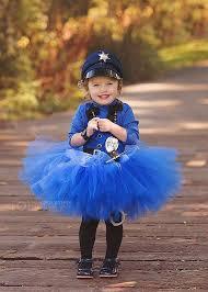 Policeman Halloween Costume Police Officer Police Costume Police Tutu Police Baby