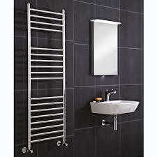 phoenix bathrooms athena radiator stainless steel