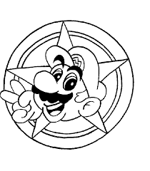 super mario fire flower coloring pages coloring