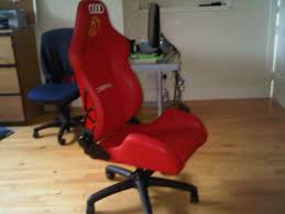 Racing Seat Office Chair Picture 4 Of 12 Racing Seat Office Chair Racing
