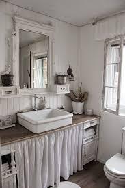 bathroom with shabby chic dresser 26 homedecort