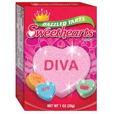 necco sweethearts necco dazzled sweethearts