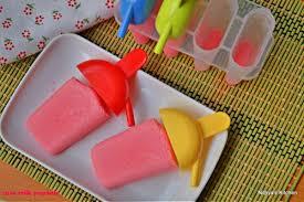 rose milk popsicle nithya u0027s kitchen