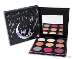 Makeup Mua makeup manny mua cosmetics eyeshadow manny mua eyeshadow palette
