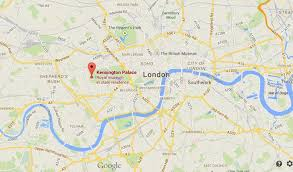 where is kensington palace where is kensington palace on map london world easy guides