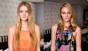 hairstyle makeovers before and after australia s next top model makeovers tips for healthy hair