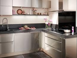 cuisines inox le chef frédéric anton imagine une cuisine tout inox pour lapeyre
