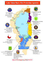 Wildfire Map Lake Tahoe Wildfire Preparedness Month Welcome To Lake Valley