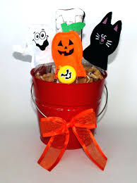 halloween gift basket ideas pinterest baskets canada for toddlers