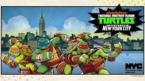 teenage mutant ninja turtles enlisted york tourism effort
