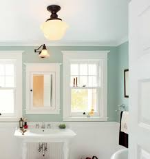 traditional bathroom with recessed medicine cabinet and pedestal