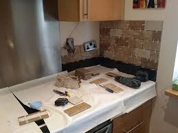 Installing Wall Tile Installing New Kitchen Wall Tiles Milada Company