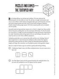 3rd grade 4th grade math worksheets logic problems logic