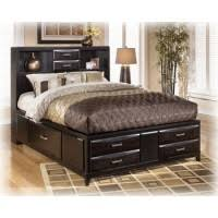 Full Bed With Storage Kira Full Bed With Storage B473 74 77 88 Beds Derailed Commodity