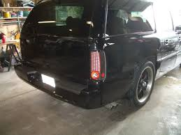 2004 silverado led tail lights tahoe tail light help performancetrucks net forums