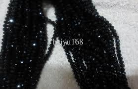 swarovski crystal black necklace images New stunning black crystal statement layering necklace vintage jpg