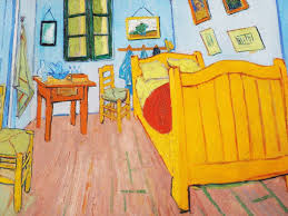 van gogh bedroom painting touching van gogh literally expitterpattica
