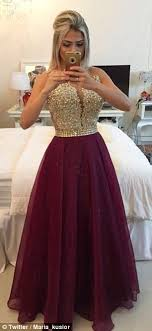of the dresses prom dresses ordered online look horrible in real daily